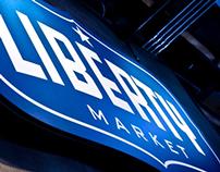 Liberty Market - Brand Design