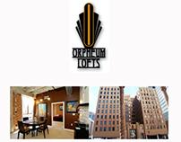 Orpheum Lofts - Brand Design