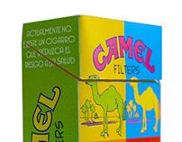 Pop Art Camel