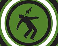 Green Day Warning Poster