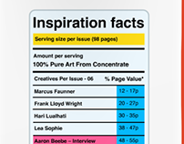 InPrint Magazine Issue 14 Index