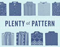 Plenty of Pattern