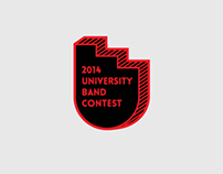 Posters / University Band Contest