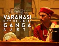 Varanasi-Ganga Aarti Photography