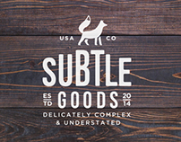 Subtle Goods Co.