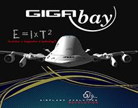 "AWWA·VA ""GIGAbay"" Concept Plane"