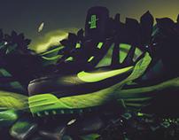 Nike Lunarlon - Pitch