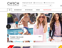 Online clothes shop