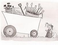 Dog Gardener