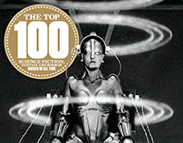 SFX Top 100 SCI-FI,Fantasy and Horror Films
