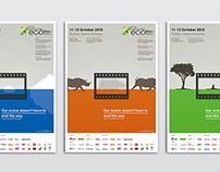 The 6th Kuala Lumpur Eco Film Festival 2013 Poster