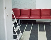 Waiting Room / Meditation Space