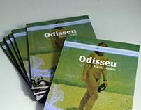 Projeto Gráfico do livro Odisseu