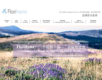 Florihana website