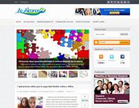 Wordpress customization - A Tu Alcance