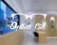 Optica Cid Branding