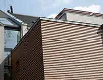 Neubau eines Dreifamilienhauses in Berlin