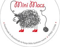 Mini Mac - logo design for new product