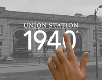 Kansas City Union Station Interactive Timeline