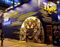 Tiger Wall 2013