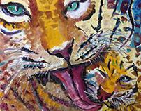 Tigress Love