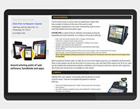 Roth Register Responsive Site Design