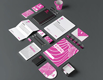Grasstains Lanscape Design Firm Branding & Identity