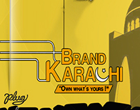 Brand Karachi 2014 ( Facebook Poster )
