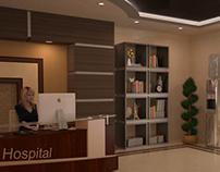 Hospital -  inteior Design