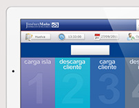 Jimenez Mañana (Delivery Company Application)