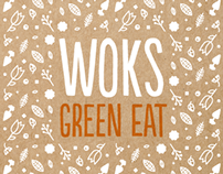 Packs Woks para Green Eat (2011)