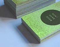 Nowheresoon - Business card