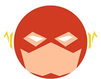 Heróis e Vilões - Minimalismo 2