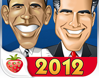Battleground: Election 2012 - Obama vs Romne