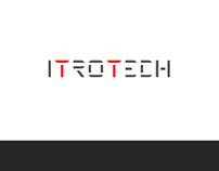 Logo designet for itrotech.pl