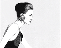 Fashion illustrations. Part 6.