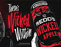 Redd's Wicked Relaunch