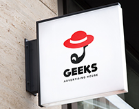 Geeks Advertising House logo