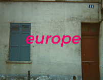 T A U R U S - photography studies around Europe
