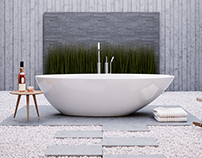 Jaquar Bath Accessory