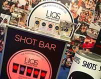LIQS Cocktail Shot - Trade Banners