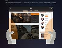 UI Design - Underdog HD