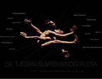 Week of contemporary dance