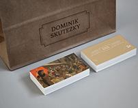 DOMINIK SKUTEZKY EXHIBITION | Identity