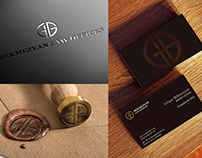 Branding for Bekmezyan Law Offices