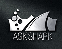 """Ask Shark"" Corporate Identity"