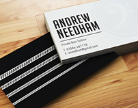 Andrew Needham Bass Tuition