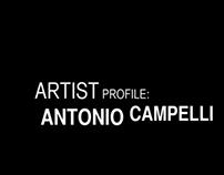 Artist Profile: Antonio Campelli