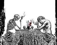 Apéritif Mélancolique (Dining with Death)