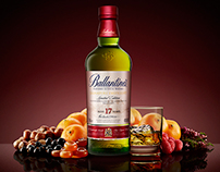 BALLANTINE'S Signature Distillery Glentauchers Edition